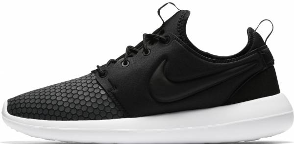 the best attitude dd020 50c5d Nike Roshe Two SE Noir