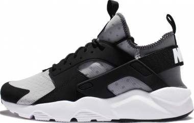 reputable site 2c5d6 9c90a Nike Air Huarache Ultra Grigio (Wolf Grey White-black-cool Grey)