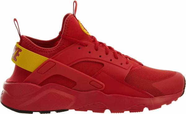 Nike Air Huarache Ultra - Red/Black/Gold (819685607)