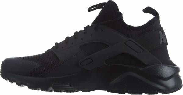 purchase cheap 810bc 2c4ed Nike Air Huarache Ultra Black