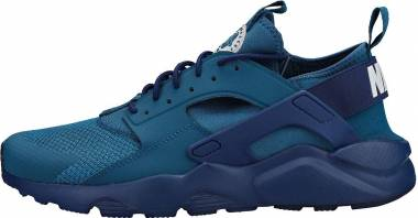Nike Air Huarache Ultra - Multicolour (Blue Force/Wolf Grey/Blue Void 414)