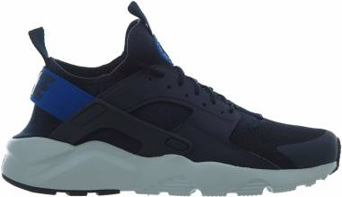 best website a5e29 24a8d Nike Air Huarache Ultra Blue Men