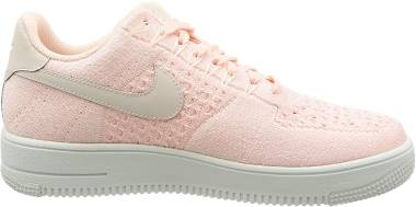 Nike Air Force 1 Flyknit Low - Pink