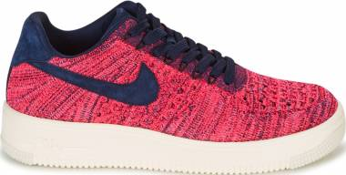 Nike Air Force 1 Flyknit Low - Pink (820256401)