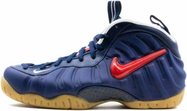 Nike Air Foamposite Pro - Blue Void/ University Red/ Gum (CJ0325400)