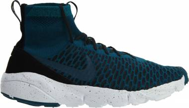 Nike Air Footscape Magista Flyknit FC - Blue (830600300)