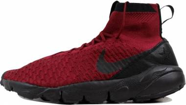 Nike Air Footscape Magista Flyknit FC - Red