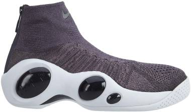 Nike Flight Bonafide Gris (Taupe Grey/Dark Raisin/Summit White) Men