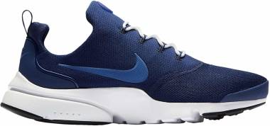 Nike Air Presto Fly - Multicolore Blue Void Game Royal Black White 001 (908019406)