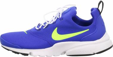 Nike Air Presto Fly - Multicolore Game Royal Volt Black White 407