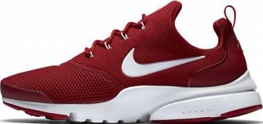 Nike Air Presto Fly Tropical Pink/White-White Men