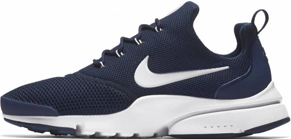 cheap for discount c7f3d 658d1 Nike Air Presto Fly Bianco Midnight Navy