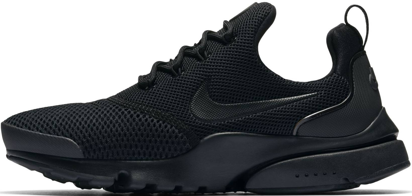nuez resistirse Quizás  Nike Air Presto Fly sneakers in 4 colors (only $85) | RunRepeat