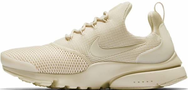 Oatmeal Color Shoe Nike