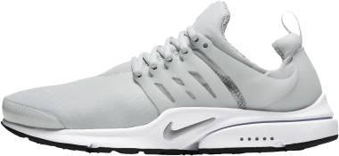 Nike Air Presto - Lt Smoke Grey Lt Smoke Grey White Black (CT3550002)