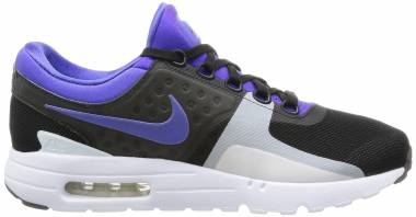 buy online 2968f 416c6 Nike Air Max Zero QS Black Persian Violet-White Men
