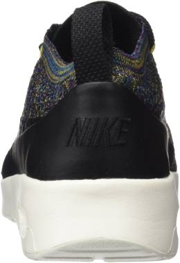 Nike Air Max Thea Flyknit W shoes black blue purple
