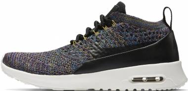 Nike Air Max Thea Ultra Flyknit - Black (881175006)