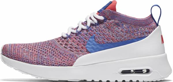 differently 3d779 56ed8 Nike Air Max Thea Ultra Flyknit Purple
