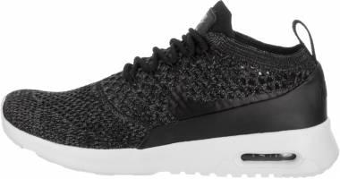 Nike Air Max Thea Ultra Flyknit - Black/Black Summit White