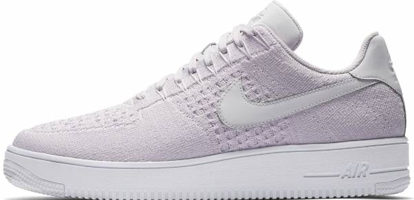 pretty nice 4907b ea427 Nike Air Force 1 Ultra Flyknit Low Purple