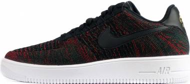 Nike Air Force 1 Ultra Flyknit Low - Black/Metallic Gold/White/Black (817419005)