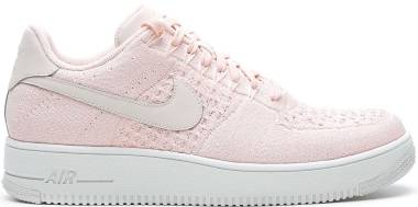 Nike Air Force 1 Ultra Flyknit Low - Pink (817419601)