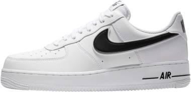 Nike Air Force 1 Low White/Black Men