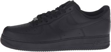 best sneakers 4a313 62287 Nike Air Force 1 Low Black Men