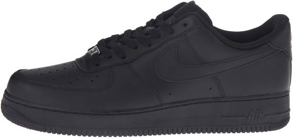 meet ad406 29ee2 Nike Air Force 1 Low Black