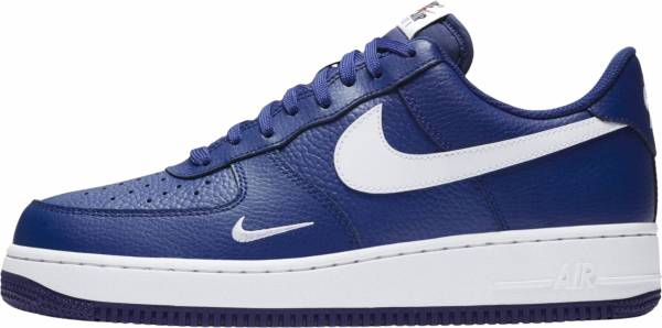 air force 1 low white blue
