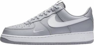 Nike Air Force 1 Low - Grey Wolf Grey White White (820266018)