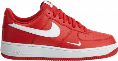 pretty nice f208b 01cfc Nike Air Force 1 Low Red Men