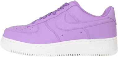 new style 12df7 07d66 Nike Air Force 1 Low Purple Star Dust Men