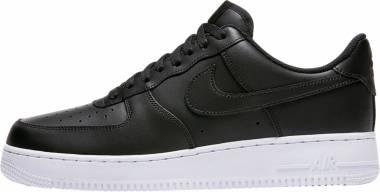 b59b42015e101 Nike Air Force 1 Low Black/Black/White Men