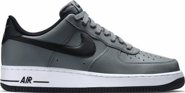 66adc16955 Nike Air Force 1 Low Cool Grey/Black/White Men