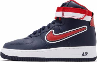 Nike Air Force 1 07 High LV8 - Blue (AV3938400)