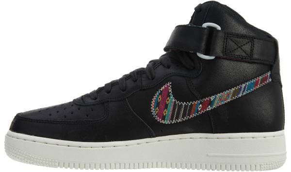 Nike Air Force 1 07 High LV8 - Black (806403006)