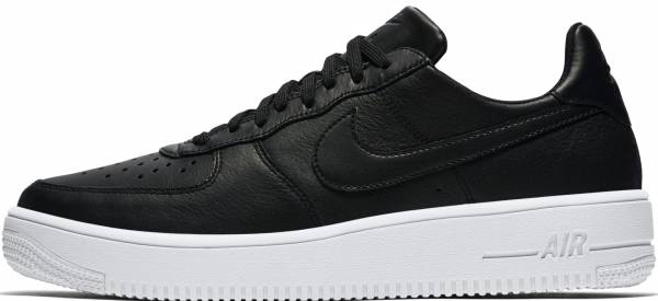 finest selection 2963a 89cb0 Nike Air Force 1 UltraForce Leather Black Black White