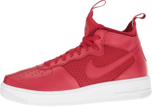 nike air force red herren