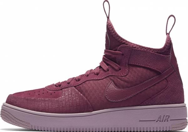 Nike Air Force 1 UltraForce Mid Purple