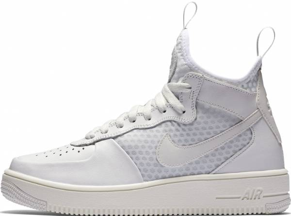 low priced 54458 78eed Nike Air Force 1 UltraForce Mid Grey