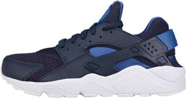 Nike Air Huarache - Blue (318429420)