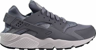 save off 76f73 b5152 Nike Air Huarache Wolf Grey Sunset Pulse Men
