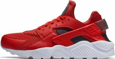 Nike Air Huarache Habanero Red/Black/White Men