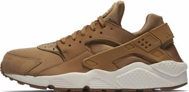 b6279b1424e7 Nike Air Huarache flax sail gum brown 202 Men