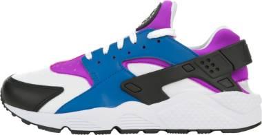 Nike Air Huarache Blue Jay/White-hyper Violet Men