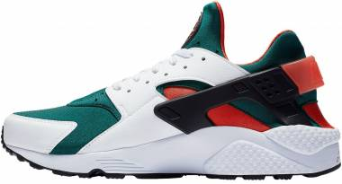 Nike Air Huarache SE - White Black Rainforest