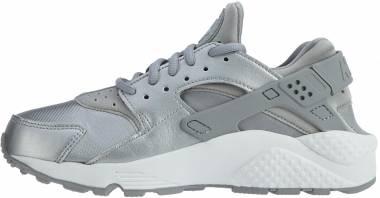 Nike Air Huarache SE - Silver (859429002)