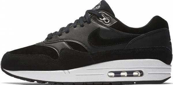 air max 1 premium zwart